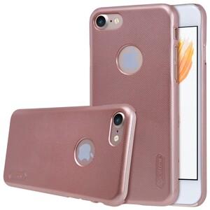 Купить Пластиковый чехол Nillkin Frosted Shield Rose Gold для iPhone 7