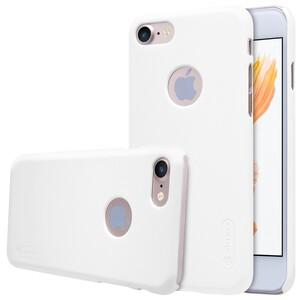 Купить Пластиковый чехол Nillkin Frosted Shield White для iPhone 7