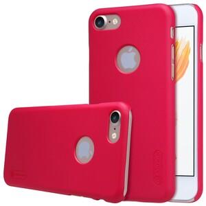 Купить Пластиковый чехол Nillkin Frosted Shield Red для iPhone 7
