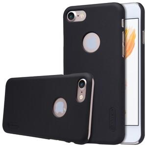 Купить Пластиковый чехол Nillkin Frosted Shield Black для iPhone 7/8