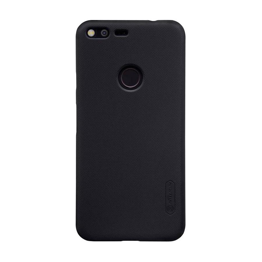 Купить Пластиковый чехол Nillkin Frosted Shield Black для Google Pixel XL