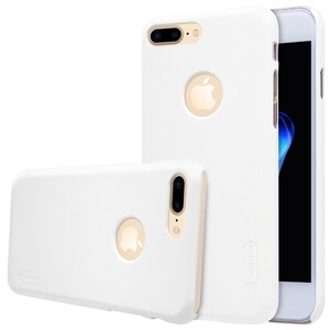 Купить Пластиковый чехол Nillkin Frosted Shield White для iPhone 7 Plus/8 Plus