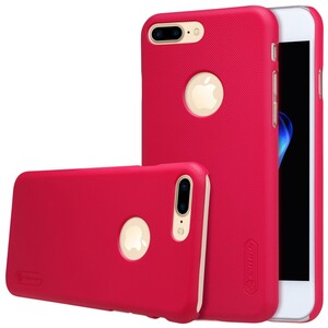 Купить Пластиковый чехол Nillkin Frosted Shield Red для iPhone 7 Plus/8 Plus