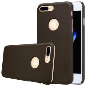Купить Пластиковый чехол Nillkin Frosted Shield Brown для iPhone 7 Plus/8 Plus