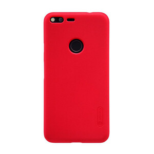 Купить Пластиковый чехол Nillkin Frosted Shield Red для Google Pixel XL