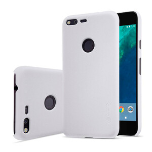 Купить Пластиковый чехол Nillkin Frosted Shield White для Google Pixel