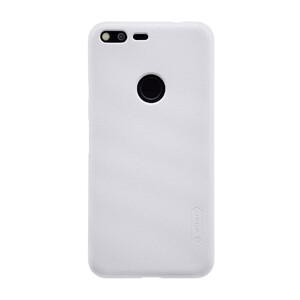 Купить Пластиковый чехол Nillkin Frosted Shield White для Google Pixel XL