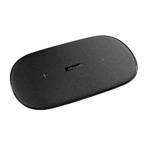 Купить Быстрая беспроводная зарядка Nillkin Gemini Dual 10W для двух устройств iPhone/Samsung