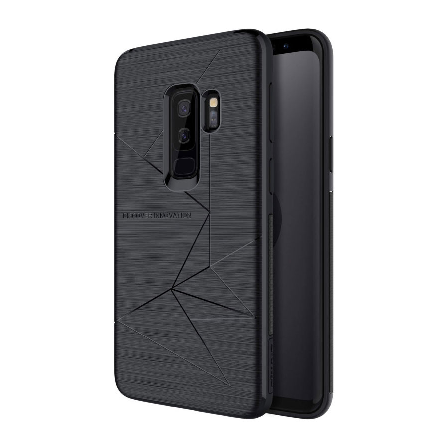 Купить Чехол со встроенными магнитами Nillkin Magic Case Black для Samsung Galaxy S9 Plus
