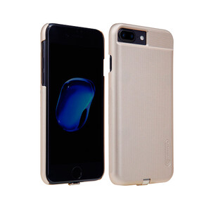 Купить Чехол с беспроводной зарядкой Nillkin Magic Case Gold для iPhone 7 Plus