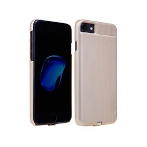 Купить Чехол с беспроводной зарядкой Nillkin Magic Case Gold для iPhone 7
