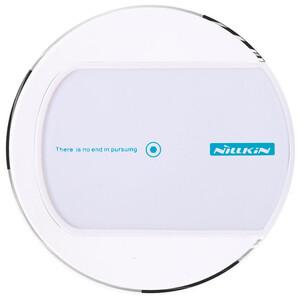 Купить Беспроводная заярядка Nillkin Magic Disk II White для iPhone/Samsung Galaxy