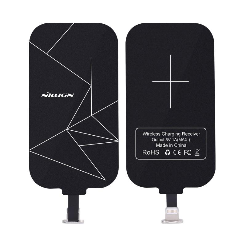 Купить Приемник для беспроводной зарядки Nillkin Magic Tags 5W для iPhone 7 | 6s | 6 | SE | 5s