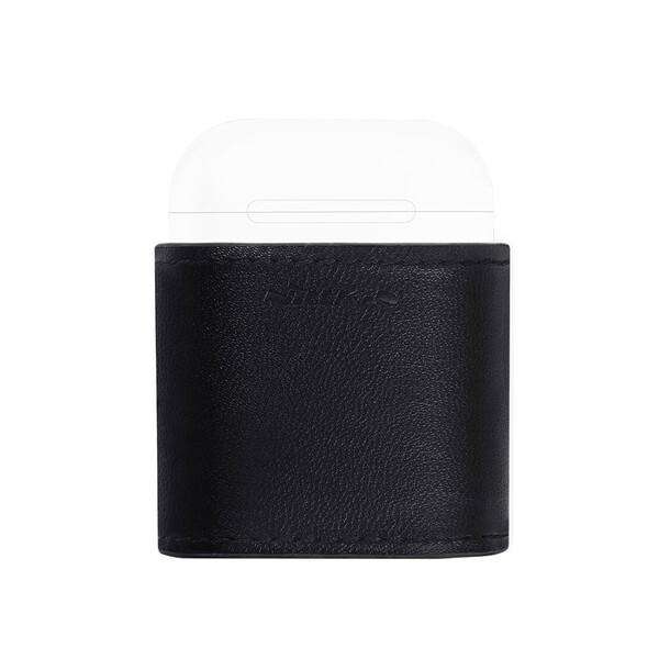 Беспроводной зарядный кейс Nillkin Mate Black для Apple AirPods