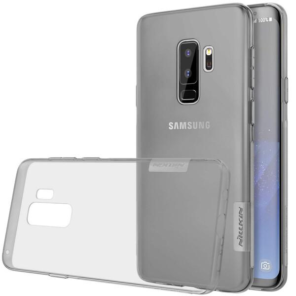 TPU чехол Nillkin Nature Series Grey для Samsung Galaxy S9 Plus