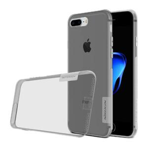 Купить Серый TPU чехол Nillkin Nature для iPhone 7 Plus/8 Plus