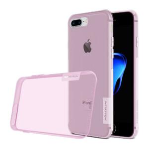 Купить Розовый TPU чехол Nillkin Nature для iPhone 7 Plus/8 Plus