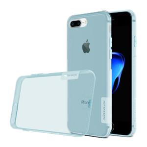 Купить Голубой TPU чехол Nillkin Nature для iPhone 7 Plus/8 Plus