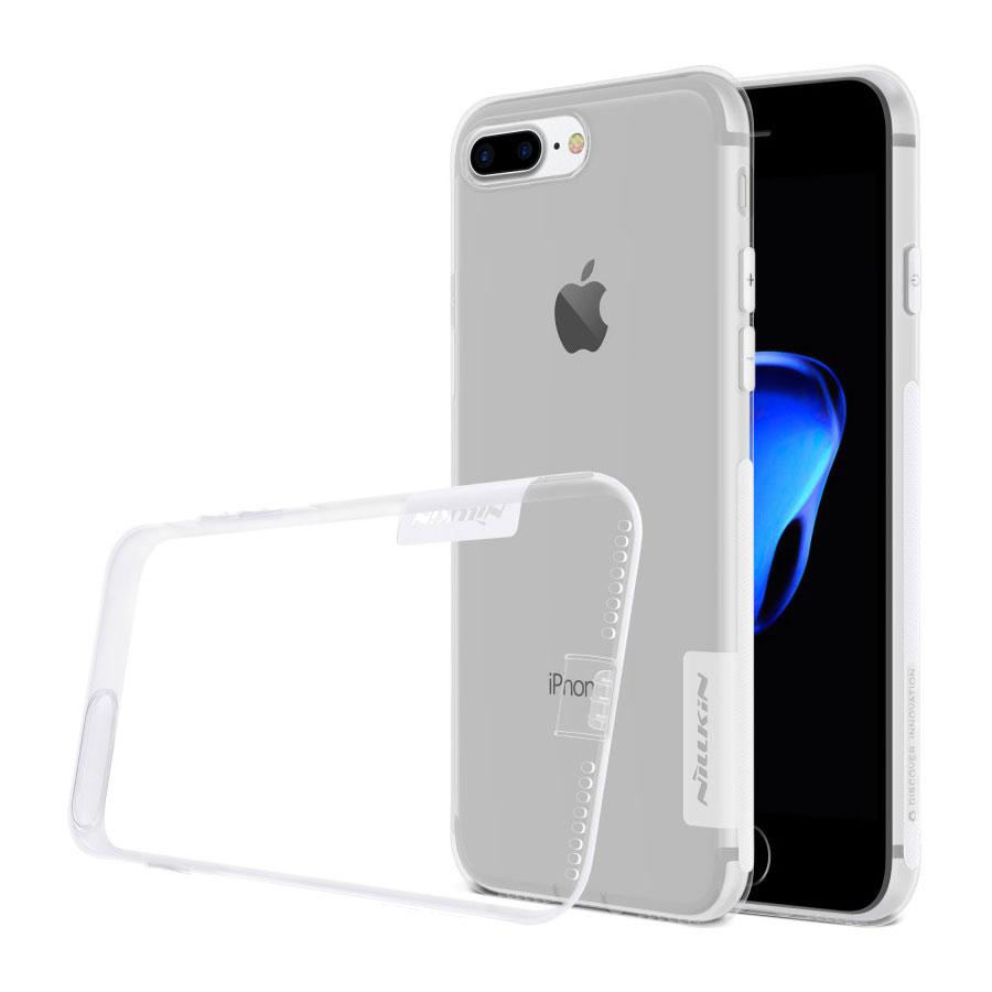 Купить Прозрачный TPU чехол Nillkin Nature для iPhone 7 Plus   8 Plus