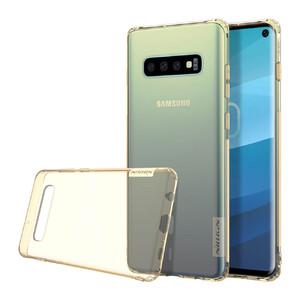 Купить TPU чехол Nillkin Nature Series Brown для Samsung Galaxy S10