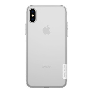 Купить TPU чехол Nillkin Nature Series White для iPhone X