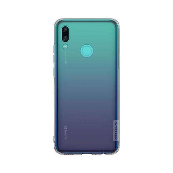 Силиконовый чехол Nillkin Nature Series Transparent для Huawei P Smart (2019)
