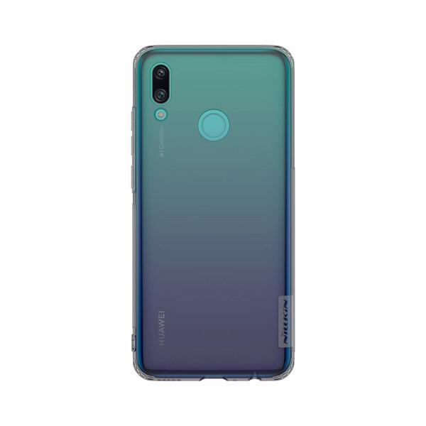 Силиконовый чехол Nillkin Nature Series Grey для Huawei P Smart (2019)