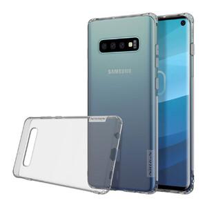 Купить TPU чехол Nillkin Nature Series Grey для Samsung Galaxy S10