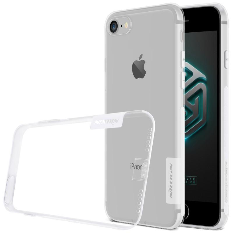 Купить Прозрачный TPU чехол Nillkin Nature для iPhone 7 | 8 | SE 2020