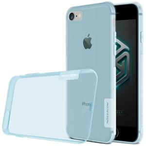 Купить Голубой TPU чехол Nillkin Nature для iPhone 7