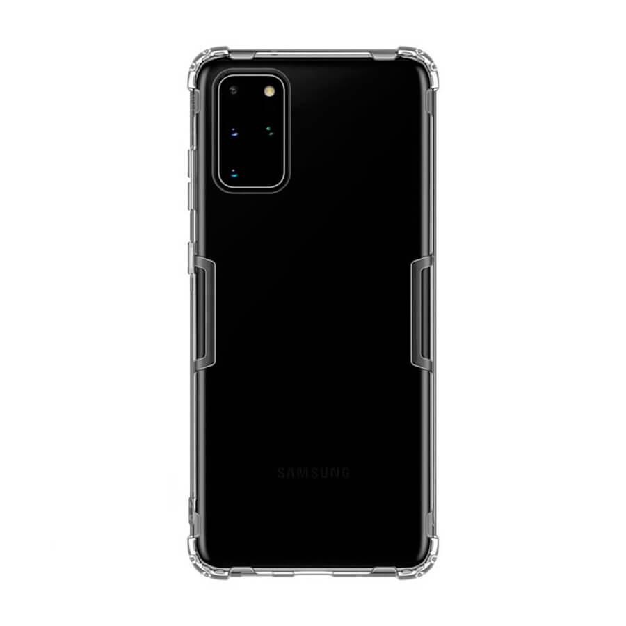Купить Защитный чехол Nillkin Nature TPU Case Grey для Samsung Galaxy S20+