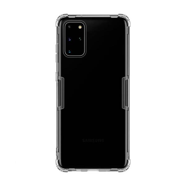 Защитный чехол Nillkin Nature TPU Case Grey для Samsung Galaxy S20+