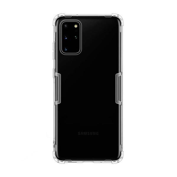 Защитный чехол Nillkin Nature TPU Case White для Samsung Galaxy S20+