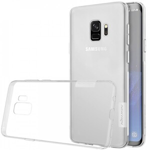 Купить TPU чехол Nillkin Nature Series White для Samsung Galaxy S9