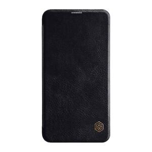 Купить Кожаный чехол-книжка Nillkin Qin Series Black для Samsung Galaxy S10 Lite
