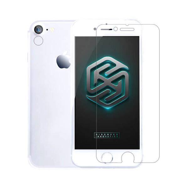 Передняя пленка + пленка на камеру Nillkin Super Crystal Anti-Fingerprint Whole Set для iPhone 7   8   SE 2020