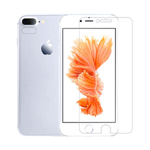 Купить Передняя пленка + пленка на камеру Nillkin Super Crystal Anti-Fingerprint Whole Set для iPhone 7 Plus/8 Plus