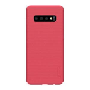 Купить Чехол Nillkin Super Frosted Shield Matte Red для Samsung Galaxy S10