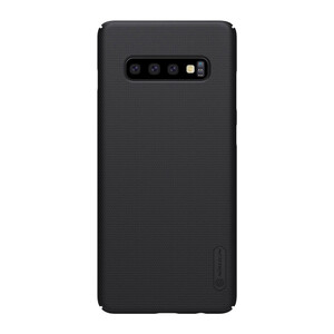 Купить Чехол Nillkin Super Frosted Shield Matte Black для Samsung Galaxy S10