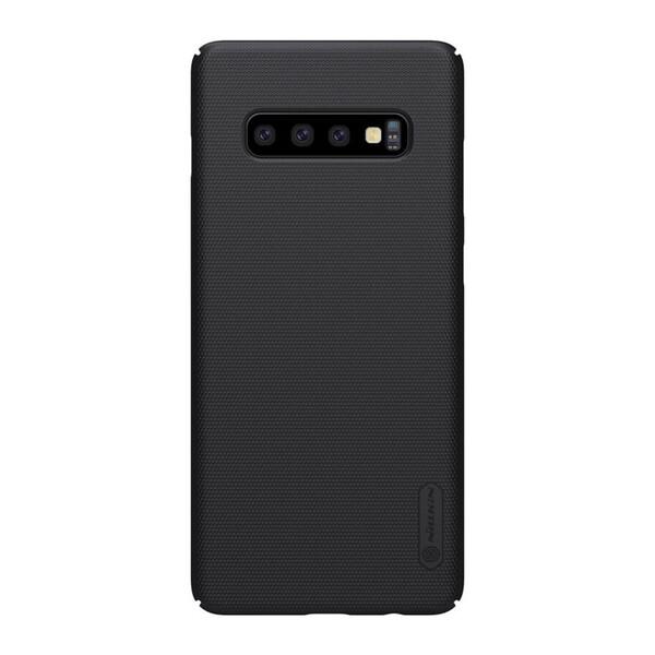 Чехол Nillkin Super Frosted Shield Matte Black для Samsung Galaxy S10