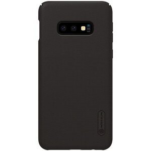 Купить Защитный чехол Nillkin Super Frosted Shield Matte Black для Samsung Galaxy S10e