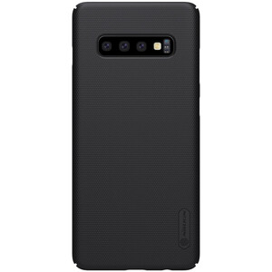 Купить Чехол Nillkin Super Frosted Shield Matte Black для Samsung Galaxy S10 Plus