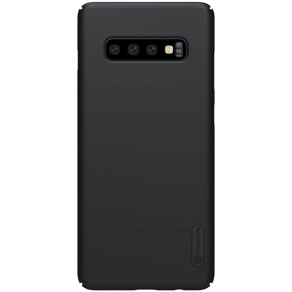 Чехол Nillkin Super Frosted Shield Matte Black для Samsung Galaxy S10 Plus
