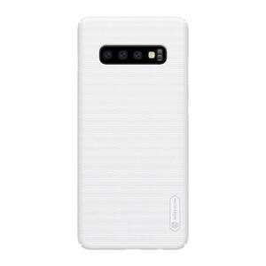 Купить Чехол Nillkin Super Frosted Shield Matte White для Samsung Galaxy S10