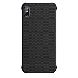 Купить Магнитный чехол Nillkin Tempered Magnet Case Black для iPhone X/XS
