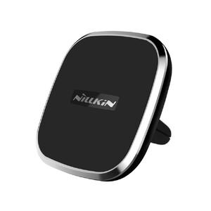 Купить Магнитный автодержатель с беспроводной зарядкой Nillkin Wireless Car Charger II Model A Black