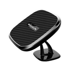 Купить Магнитный автодержатель с беспроводной зарядкой Nillkin Wireless Car Charger II Model С Carbon