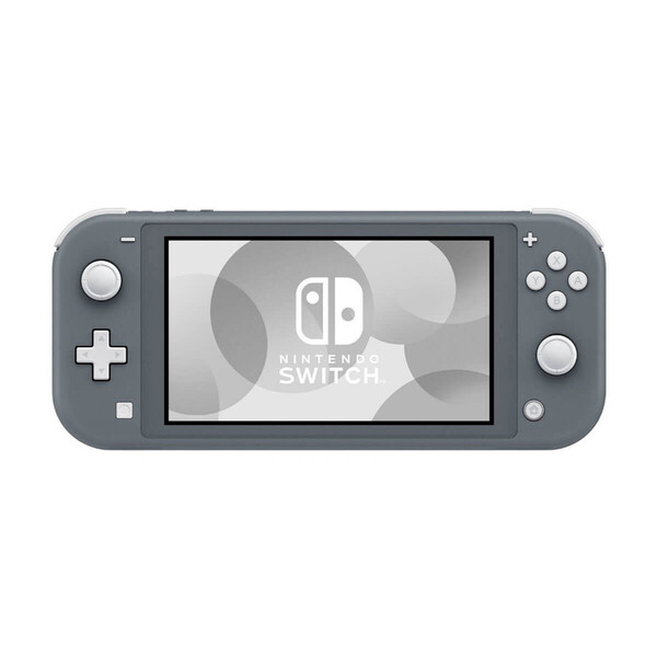 Портативная игровая консоль Nintendo Switch Lite Gray