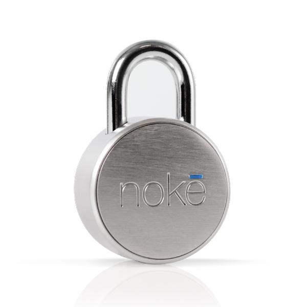 Умный замок Noke Smart Lock Silver