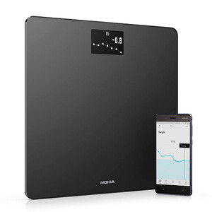 Купить Умные весы Nokia (Withings) Body BMI Wi-Fi Scale Black